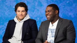 Adam Pally, Sam Richardson talk teaming for 'Champaign Ill'