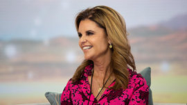 Maria Shriver on how journaling could change your life