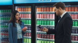 See a look at Bubly's Super Bowl ad starring Michael Buble