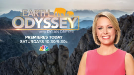 Sneak a peek at 'Earth Odyssey with Dylan Dreyer'
