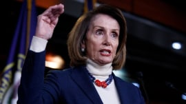 Trump and Pelosi trade jabs as shutdown enters 5th week