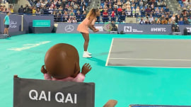 Qai Qai, Serena Williams' daughter's doll, becomes Instagram star