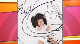 Baby Chanco, who went viral for amazing hair, is Pantene model