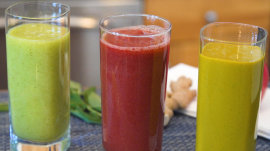 3 healthy smoothie recipes to help you reset