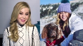Tara Lipinski is 'jealous' of her dog's 'beautiful hair'