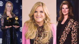 Trisha Yearwood looks back on her '80s and '90s style