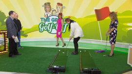 Golf-off! TODAY fans compete for Players Championship trip