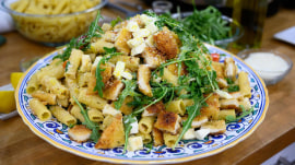 Weeknight recipes: Make Anthony Scotto's chicken Milanese