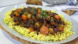 Comfort food recipe: Make Valerie Bertinelli's beef bourguignon