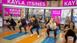 Get in shape with Kayla Itsines' 3 at-home exercises