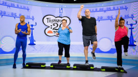 Shaun T shares 2-week update on Transform :20 challenge