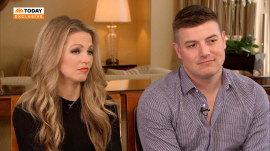 Sports couple turns to IVF amid concerns of Huntington's disease