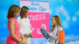 Winter fitness tips: Tara Lipinski shares easy ways to stay healthy