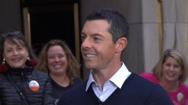 Rory McIlroy talks GolfPass and upcoming golf season