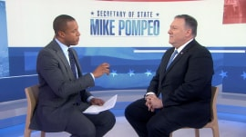 Mike Pompeo rules out Kansas Senate run in 2020