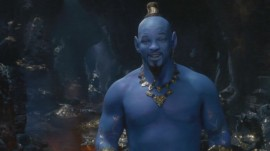 Will Smith as Genie in new 'Aladdin' trailer sparks mixed reactions