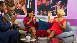 Darlene Love shares secret to her 35-year marriage