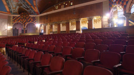 This abandoned, historic theater was once a small town's crown jewel