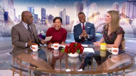Al Roker's favorite rom-com surprises the TODAY anchors
