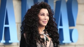 'Auntie' Cher shows her love for the Gaines family