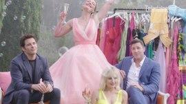 '27 Dresses' cast reunites for EW's rom-com issue