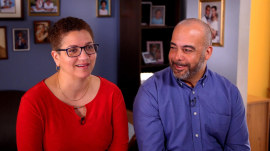 How 1 couple's chance encounter led to a lifetime of love