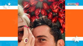 Are Orlando Bloom and Katy Perry engaged?