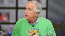 Henry Winkler opens up about his undiagnosed dyslexia