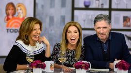 Craig Ferguson and Kathie Lee chat about their movie, 'Then Came You'