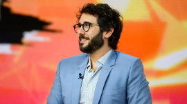 Josh Groban recalls special moment he performed for 1st time