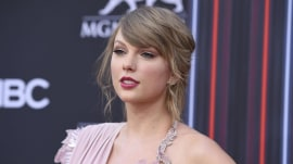 Taylor Swift shares songs that helped her through heartache