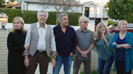 Watch 'Brady Bunch' siblings reunite to fix up their beloved home