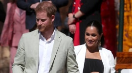 Meghan Markle and Prince Harry jet to Morocco for royal visit