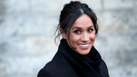 Meghan Markle makes surprise trip to NYC for baby shower