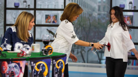 Stain-resistant shirt from Chico's has Jenna and Hoda intrigued