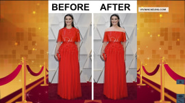 See 2019 Oscars red-carpet fashion, reimagined