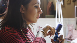 How this female-owned tattoo parlor is changing the body ink industry