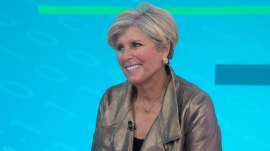 How to save for retirement: Suze Orman shares her best money advice