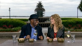 Catch up with KLG and Al Roker in Charleston