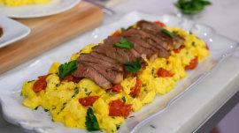 Make-ahead Monday: Donatella Arpaia makes steak 3 ways