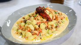 Make Tory McPhail's truffled crawfish gnocchi