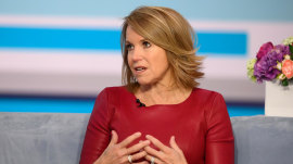 Katie Couric shares mission to stand up to colon cancer
