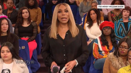 Wendy Williams says she's living in sober home for addiction treatment
