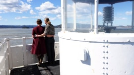 On the job with keepers of a lighthouse bed-and-breakfast