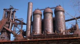 Behind the rich history of Pittsburgh's Carrie Furnaces factory