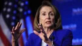 Nancy Pelosi says Trump is 'not worth' impeaching