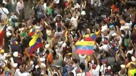 US pulls staff from Venezuela embassy amid turmoil