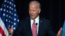 Joe Biden slips hint at 2020 run for president