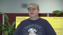 Lottery winner comes forward after good Samaritan finds ticket