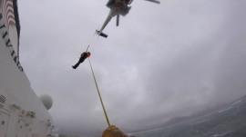 Norway cruise ship passengers recount harrowing sea rescue